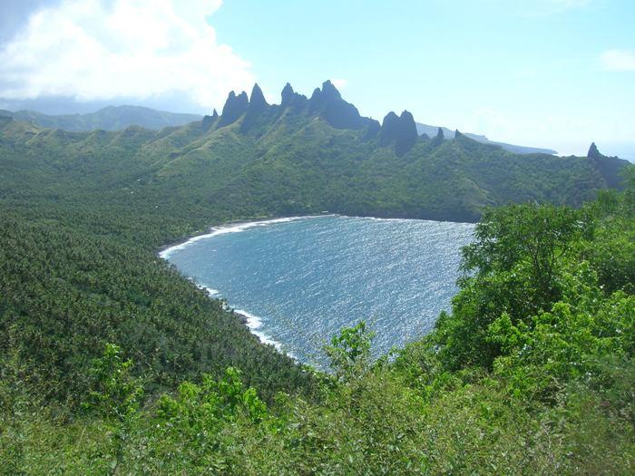 Recorriendo las Marquesas a pie y en autostop