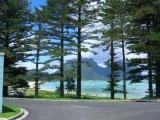La playa de Lord Howe