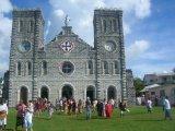 La iglesia de la isla Wallis