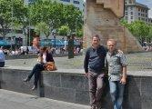 Con Hubert Weissinger En Barcelona