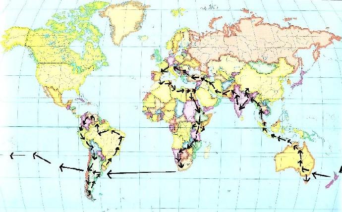 Lo mejor del continente americano estados unidos 3 - 1 part 8